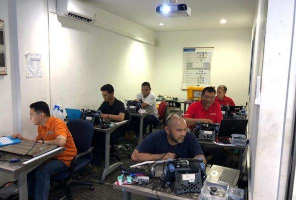 PCN Level 2 Phased Array Ultrasonic Testing