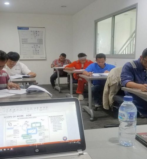 PCN Level 3 – NDT Training